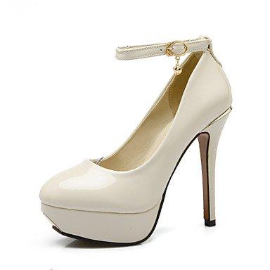 Moda Donna Sandali Sexy donna tacchi Primavera / Autunno / Inverno tacchi / Piattaforma / Comfort /Dress / Casual Stiletto HeelOthers / Black