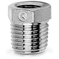"""CAMOZZI 25301–1/2Bspt adaptador, reduce Bush macho, 1""""hembra 1/2"""" rosca (Pack de 5)"""