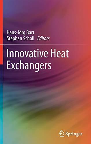 Innovative Heat Exchangers -