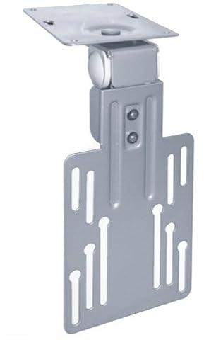 LED LCD TV Deckenhalterung, bis zu 110° neigbar für Dachschrägen, Höhe verstellbar,max. VESA 100x100, universell Modell HALTERUNGSPROFI