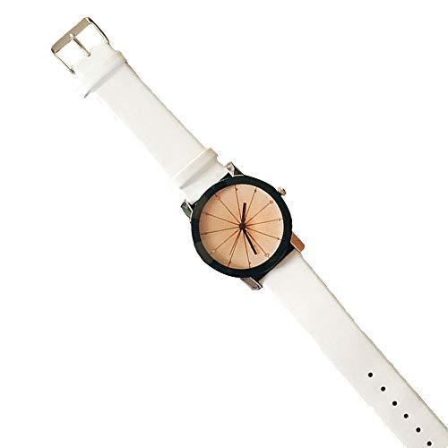 HKEPS Reloj de Pulsera analógico de Cuarzo para Mujer, Relojes de Pulsera...
