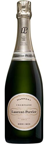 Laurent Perrier Demi-Sec Champagne 75cl in a Wooden Champagne Gift Box