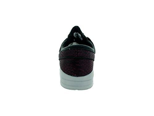 Nike Stefan Janoski Max, Scarpe Da Skateboard Uomo, Null, Null Villain Rojo / Negro-negro-lobo Gris