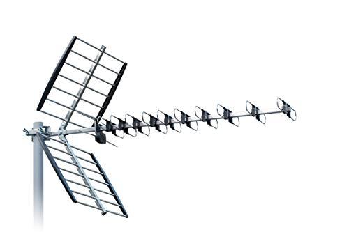 ISKRA UHF TV Antenne DTX-22 YAGI UHF DVB-T2 and DVB-T2