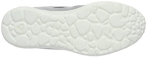 Hummel Starzero, Scarpe Sportive Indoor Donna Bianco (White)