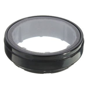 ELECTROPRIME Camera Glass Lens Adapter Ring Cap Cover Protector For GoPro Hero 3 3+ 4