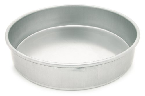 "Magic Line 12"" Round Cake Pan 2"" Deep, Made in USA"