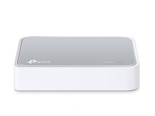 TP-Link TL-SF1005D V14 5-Port 10 / 100Mbps Desktop-Switch