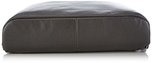 Bree Collection - Brigitte 6, Elephant, Grained Backpack, Borsa Zaino da donna grigio (new elephant 490)