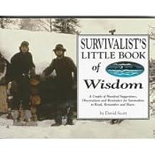 Survivalist's Little Book of Wisdom (Travel)