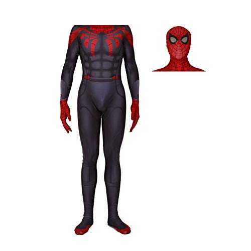 Spiderman Kostüm Design Szene - HAOLIN 3D Style Spiderman Kostüm