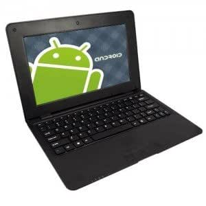 "7"" inch VIA8650 processor Android 2.2 OS Mini Netbook Internet Laptop Notebook 4GB WIFI multi-language (BLACK)"