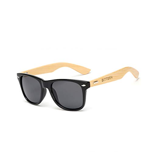 SLONGK Handmade Polarized Sonnenbrillen Frauen Männer Mit Bunten Linsen Transparentem Kunststoff