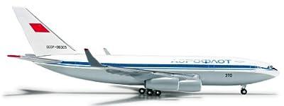 Herpa 524223 - Aeroflot IL-96-300, Miniaturmodell von Herpa