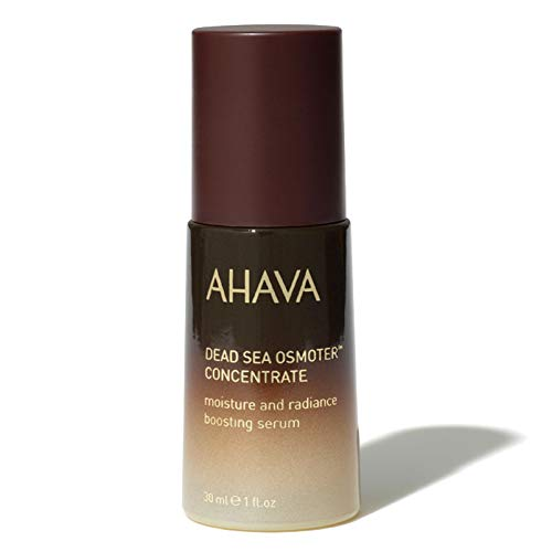 Ahava Dead Sea Cosmoter Concentrate Moisture and Radiance Boosting Serum, 1er Pack (1 x 30 ml)