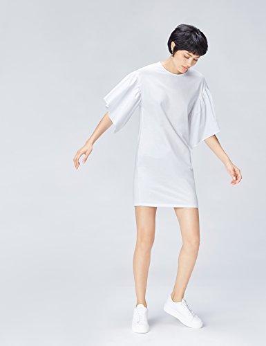 FIND Damen Kleid Weiß