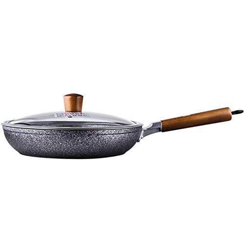 30cm Maifan Stone Antihaft-Pfanne Steak Bratpfanne Pfannkuchen Omelettpfanne Induktionsherd Allgemein