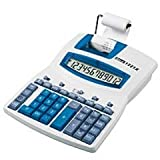 Ibico Calculator 1221X - Calculadora (2.4 Ipm, 800 g, 212 x 278 x 64 mm)