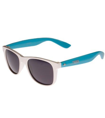 MSTRDS Herren Accessoires / Sonnenbrille Groove Shades weiß Einheitsgröße