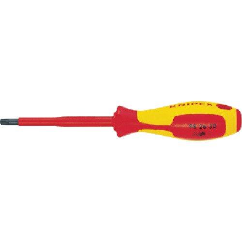 Knipex 98 26 20 Schraubendreher (für Torx-Schrauben, 185 mm)