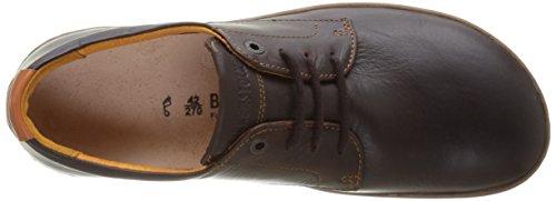 Birkenstock Navarino, Brogues Homme Marron (Brown)