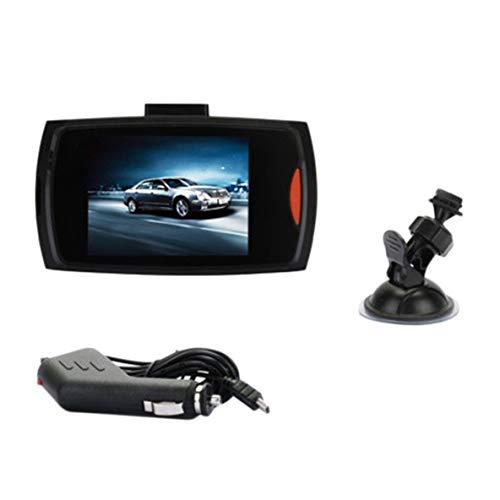 Noradtjcca 2,2-Zoll-Auto-DVR 120 Grad Novatek 96220 Auto-Videorecorder Full HD 1080P Cam G-Sensor Kamera-Videorecorder 120-grad-auto
