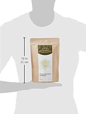 Sevenhills Wholefoods Hemp Protein Powder - PARENT
