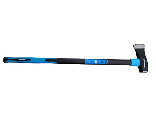 Axt Spaltaxt Spalthammer Spalter Hammer Beil Fiberglasstiel 4000G 4KG JB065