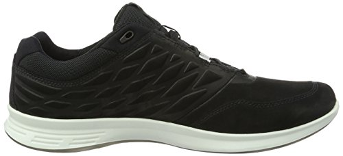 Ecco Herren Exceed Low-Top Schwarz (2001black)