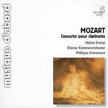 Mozart : Concerto pour clarinette - Symphonies n° 21 et n° 27
