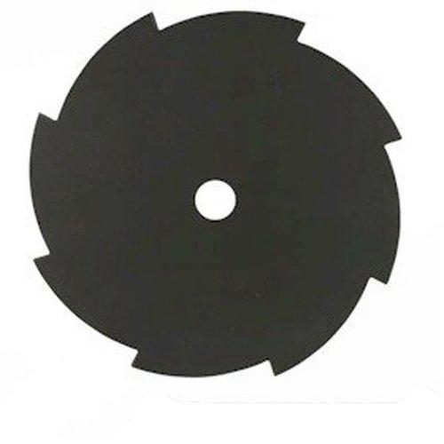 Silverline 282623 Motorsensenmesser mit acht Zähnen Aufnahmebohrung: Ø 25,4 mm