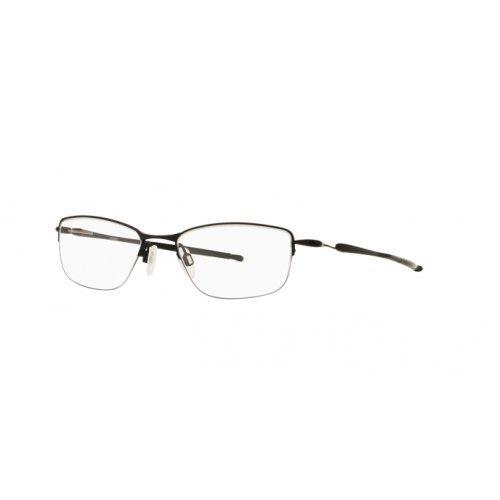 Oakley - LIZARD 2 OX 5120, Rechteckig, Titan, Herrenbrillen, SATIN BLACK(5120-03), 51/18/135
