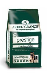 Arden Grange Prestige Rich in Fresh Chicken 2.5kg 2500g from Arden Grange