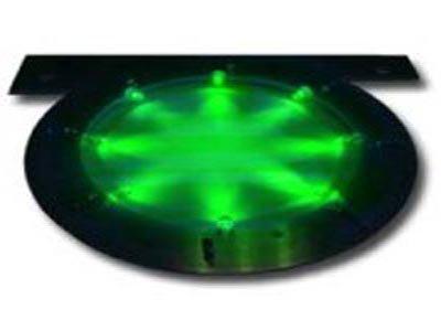 Logo modding light Grün Für Xbox