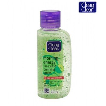 Clean & Clear Morning Energy Apple Face Wash