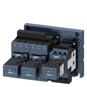 Siemens SIRIUS–Zähler Nachtstrom Stern Dreieck S280A AC337kW/400V AC 24V