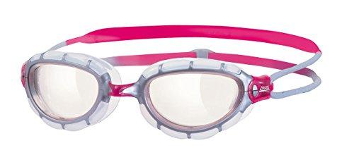 Zoggs Predator Gafas de Natación, Mujer, Rosa, Talla Única