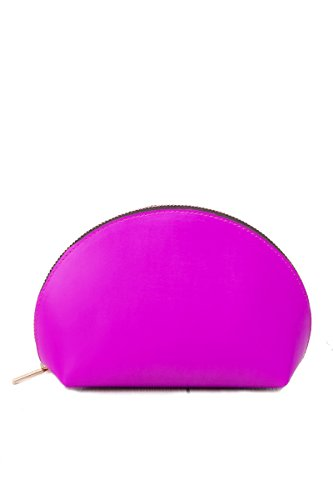 paperthinks-100-recycled-leather-cosmetic-pouch-magenta-purple