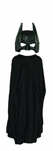 Batman Cape und Maske Set Dark Knight Kinder Fancy Kleid Kinder Halloween-Kostüm Set