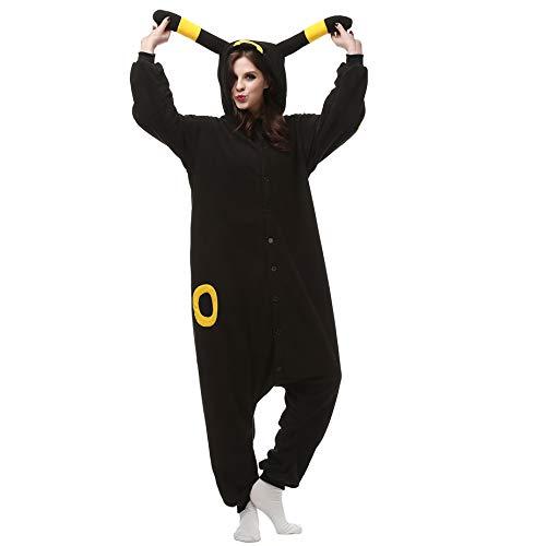 dchen Erwachsene Unisex Animal Cosplay Overall Pajamas Anime Schlafanzug Jumpsuits Spielanzug Kostüme ()