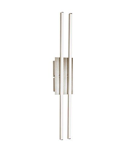Streifen Wand (Osram LED Wand- und Deckenleuchte, Leuchte für Innenanwendungen, Warmweiß, 610,0 mm x 100,0 mm x 60,0 mm, LED Twin)