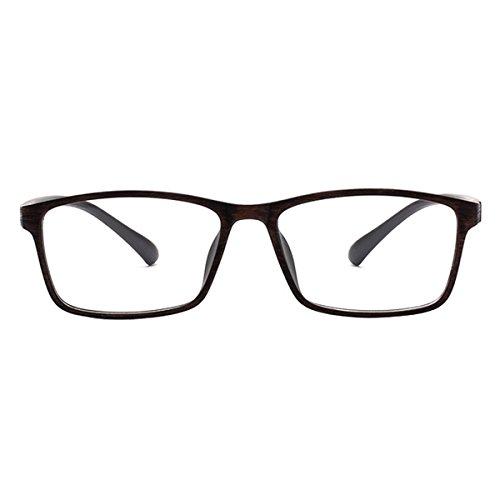 Die Brille Stilvolle Tr90 Frame Kurzsichtig Brillen -0.50 zu -6.00 für Männer Frauen (-4.50)* * * Bitte Beachten sie, das Sind Keine Lesebrille * * *