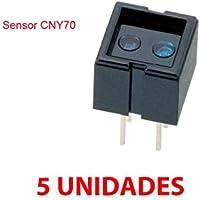 5X Sensor de Proximidad CNY70