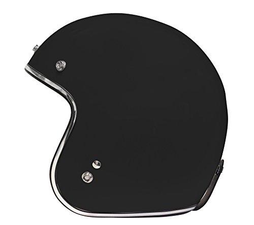 Origine Helmets Primo - Casco de color negro mate