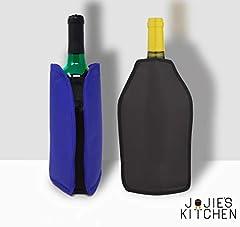 2er-Set Weinkühler und Sektkühler Hülle