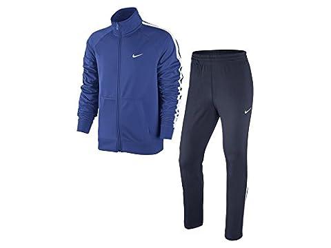 Nike Poly Knit TRK Suit Veste de jogging pour homme XXL Azul / Azul Marino / Blanco