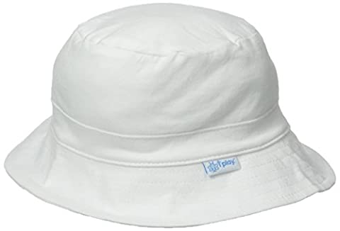 i play. Organic Cotton Reversible Bucket Hat (2T-4T,