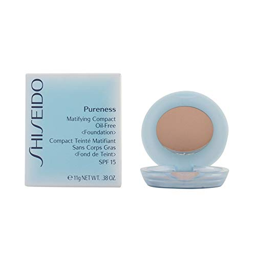 SHISEIDO PURENESS matifying compact #30-natural ivory