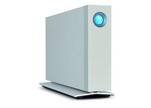 LaCie d2 Thunderbolt2 3 TB Externe Festplatte (usb 3.0, 2 x Thunderbolt, 7.200 rpm)
