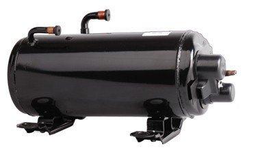 Gowe Wohnmobil-CE RoHS Klimaanlage Kompressor für Erholung Fahrzeug Dach Top Mountain Elektrischer Kompressor Horizontal montiert